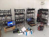 Ethereum mining business 7 GPU Miners ( Ethereum Bitcoin Zcash )