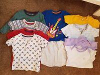 Baby Clothes Bundle 9-12 Months