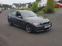 2006 BMW 330d MSPORT FULL YEARS MOT