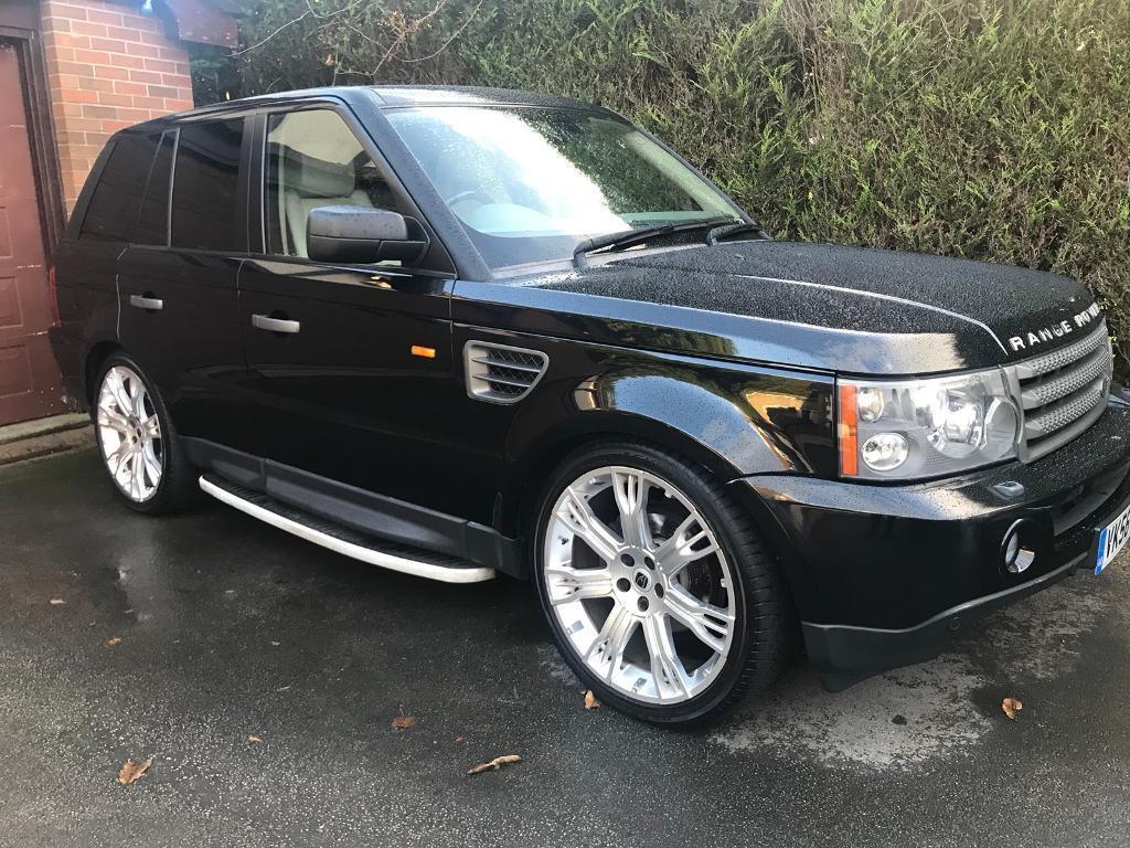 Range Rover sport swap px try me