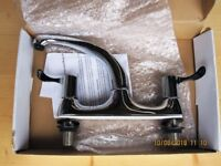 Arian kitchen mixer with paddle taps - New