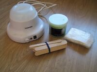 Carmen Home Waxing Kit