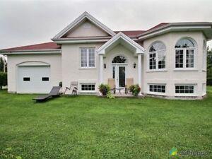349 000$ - Bungalow à vendre à Ste-Monique-Lac-St-Jean