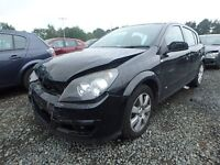 Vauxhall Astra H Z20R Z16XEP 45000 miles breaking for spares.