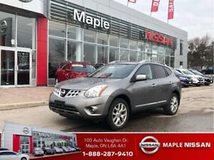 2012 Nissan Rogue SL AWD-Leather,Roof,Navi,Low Mileage!