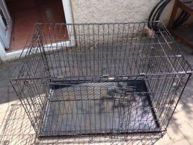Dog/rabbit cage (medium) reduced !