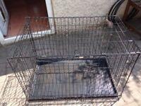 Dog/rabbit cage (medium)