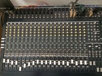 Eurodesk MX 2442A WITH POWER AMP!