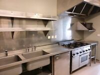 Commercial Kitchen To Rent In Aldgate