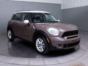 2012 MINI Cooper S Countryman AWD MAGS TOIT PANO CUIR West Island Greater Montréal image 3