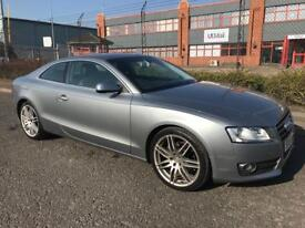***AUDI A5 2.0 TDI COUPE LOW MILAGE+LOOKS&DRIVES SUPERB+PX/FINANCE AVAILABLE***£7990!
