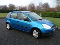 Ford Fiesta Finesse 1.25 in good condition 2004