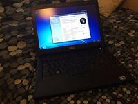 DELL CORE i5 LAPTOP 1TB (1000GB) + 240GB SSD 8GB RAM WIFI WIN 7 PRO