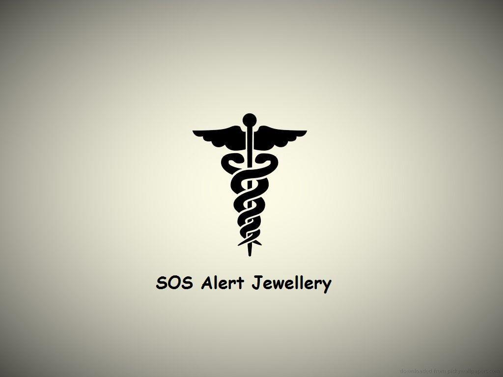 SOS Medical Alert Jewellery