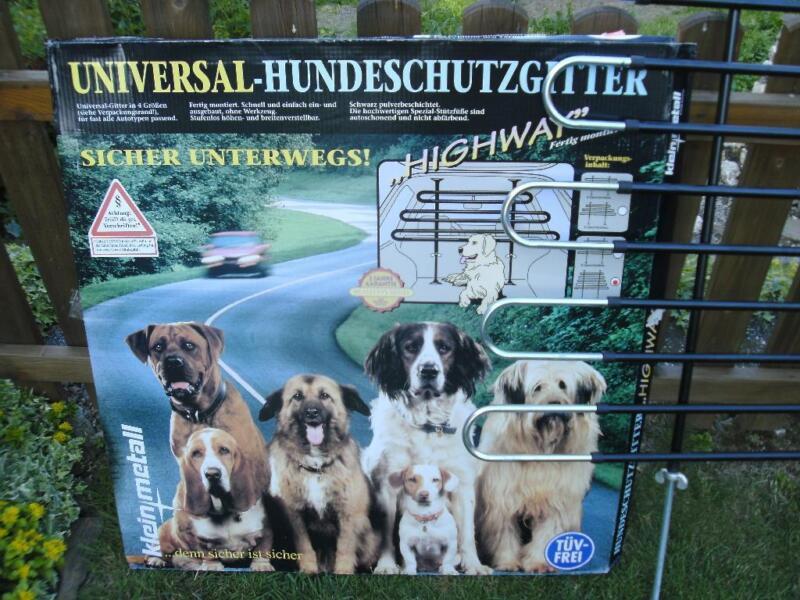 universal hunde schutz gitter in rheinland pfalz. Black Bedroom Furniture Sets. Home Design Ideas
