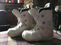 Burton casa women's snowboard boots size uk4