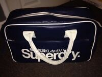 Superdry holdall very trendy!