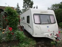 Bailey Senator Wyoming Series 5 4 berth caravan for sale