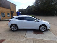 Vauxhall Astra Gtc SRi CDTi 3dr Auto Diesel 0% FINANCE AVAILABLE