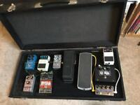 Guitar Effects Pedal Board / Flight Case (pedals not included)