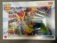 NEW Toy Story Clementoni SuperColour Puzzle
