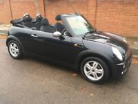 2006 MINI ONE CABRIOLET POWER ROOF ONE FORMER OWNER SERVICE HISTORY LOW INSURANCE GROUP CONVERTIBLE