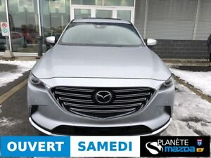 2018 MAZDA CX-9 AWD GT GT 7 PASSAGERS