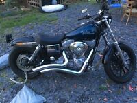 Harley Davidson Dyna FXD 1450cc
