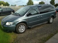 2006 CHRYSLER GRAND VOYAGER 2.8 CRD XS LIMITED EDITION AUTOMATIC DIESEL 7 SEATER MPV Limited Edition