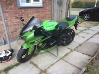 Zx6r 2009 p8f with 12000 miles £2850