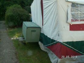 Trailer Tent Jamet Montana