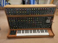 ETI 4600 synthesiser and Elektor Formant