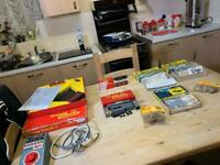 Huge job lot airfix - dinky - meccano - and more - worth a look