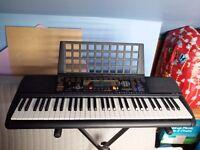 Electric Keyboard Yamaha PSR 195 Black