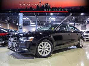 2013 Audi A4 2.0T QUATTRO|PREMIUM PKG