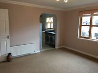2 bed modern first floor flat, forres