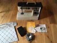 Jones vx-780 sewing machine in perfect working order
