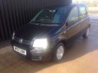 2007 Fiat Panda 1.3 Multijet 16v Dynamic 5dr Diesel £30 Per Year Tax Cheap To Run & Insure Full MOT
