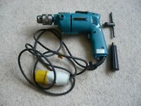 Makita power drill.