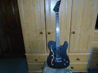 Lindo Dark Defender Ltd Edition Electric Guitar