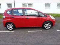 well maintained Honda Jazz for sale full service History, no modification, car be viewed anytime.