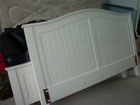 quality modern/shabby chicstyle bed frame inc delivery(hull & outskirts)
