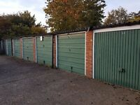 GARAGES AVAILABLE NOW: Caledonia Road Stanwell TW19 7TD