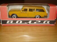 Volga Die cast Russian Made Taxi