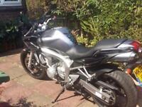 Motor bike fazer Yamaha 599cc