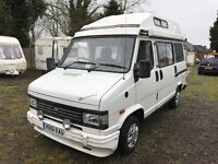 Talbot Express Autosleeper Campervan - SORRY NOW SOLD