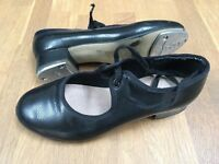 Girls Tap Shoes - size 1