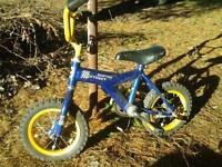 small boys bike. good shape.