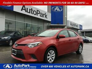 2015 Toyota Corolla CE| Rear View Camera| Heated Seats|Bluetooth