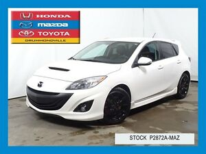 2012 Mazda Mazdaspeed3 +SIEGES CHAUFFANTS+BLUETOOTH+REG.VITESSE